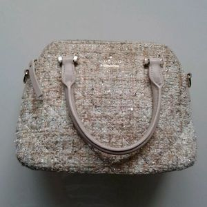 Kate Spade NY Emerson Maise Tweed Satchel
